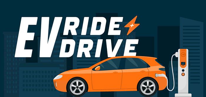 LES' EV Ride + Drive