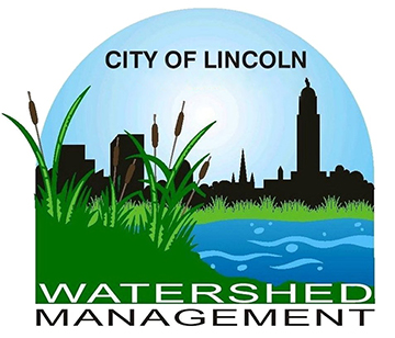 City of Lincoln Watershed Management logo