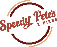 Speedy Pete's E-BIKES logo
